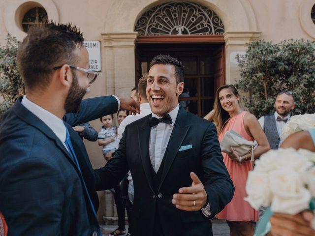 Il matrimonio di Calogero e Elena a Salemi, Trapani 70
