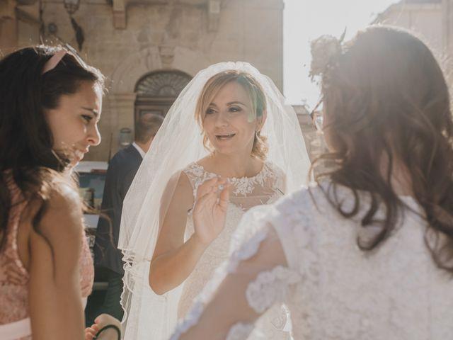 Il matrimonio di Calogero e Elena a Salemi, Trapani 71