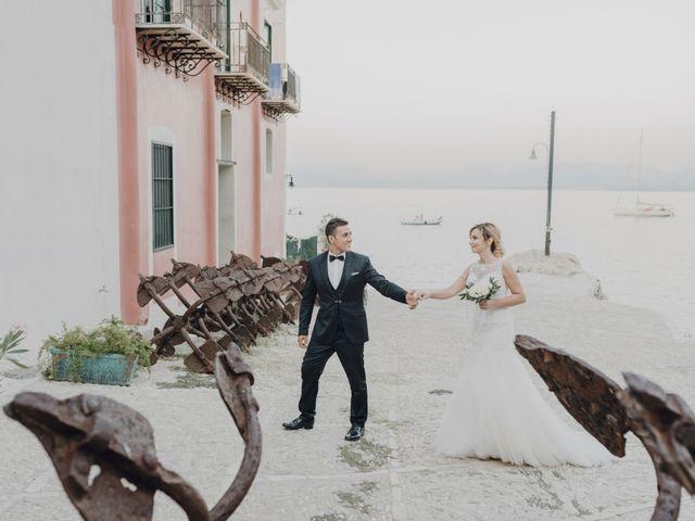 Il matrimonio di Calogero e Elena a Salemi, Trapani 74