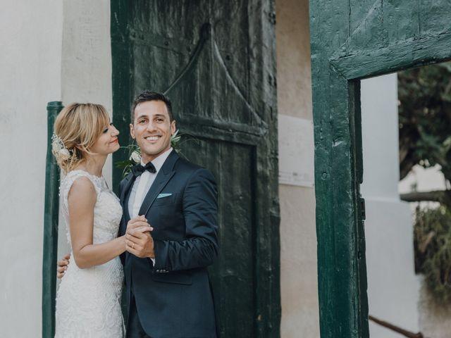 Il matrimonio di Calogero e Elena a Salemi, Trapani 75