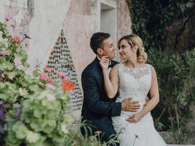 Il matrimonio di Calogero e Elena a Salemi, Trapani 78