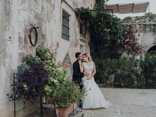 Il matrimonio di Calogero e Elena a Salemi, Trapani 79