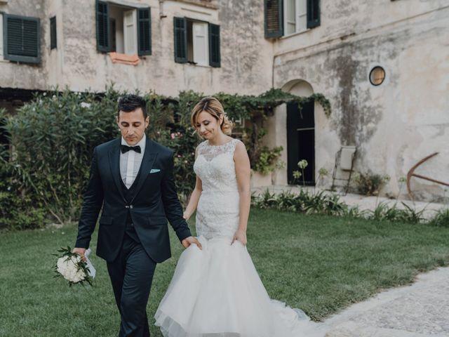 Il matrimonio di Calogero e Elena a Salemi, Trapani 83