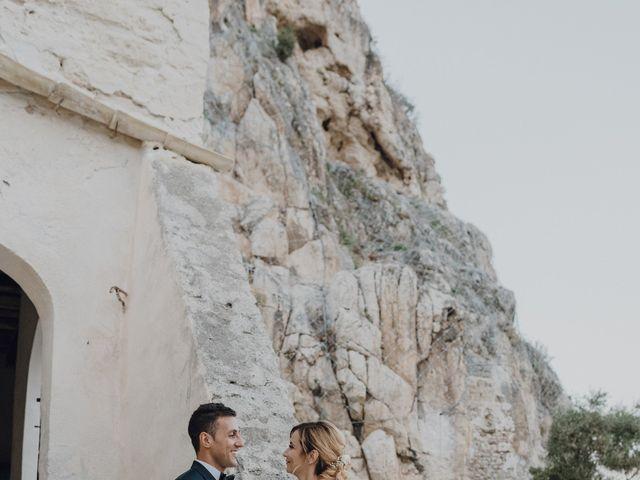 Il matrimonio di Calogero e Elena a Salemi, Trapani 84