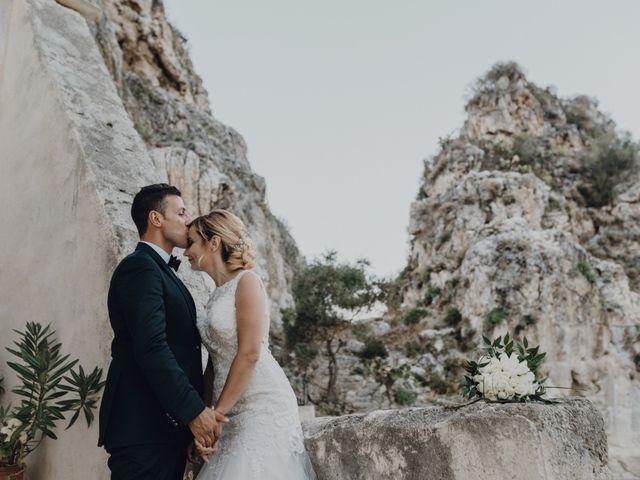 Il matrimonio di Calogero e Elena a Salemi, Trapani 85