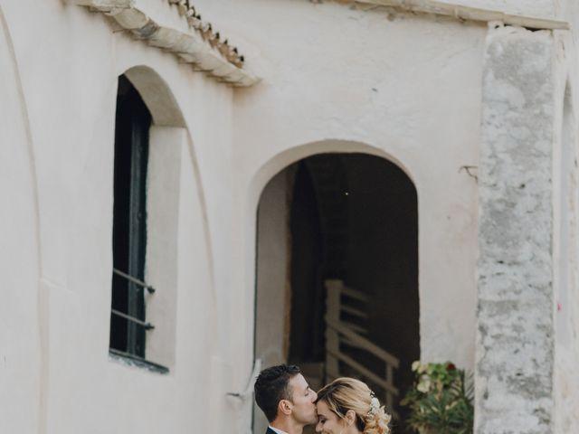 Il matrimonio di Calogero e Elena a Salemi, Trapani 87