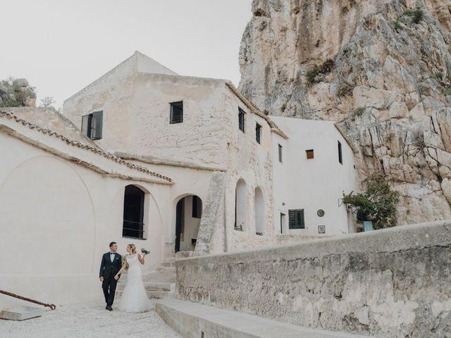 Il matrimonio di Calogero e Elena a Salemi, Trapani 1