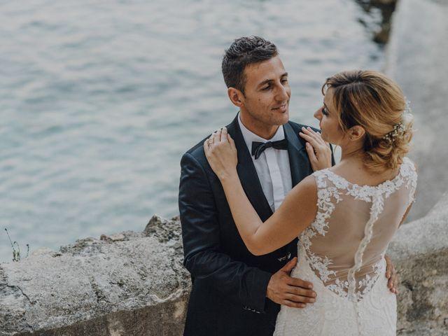 Il matrimonio di Calogero e Elena a Salemi, Trapani 88