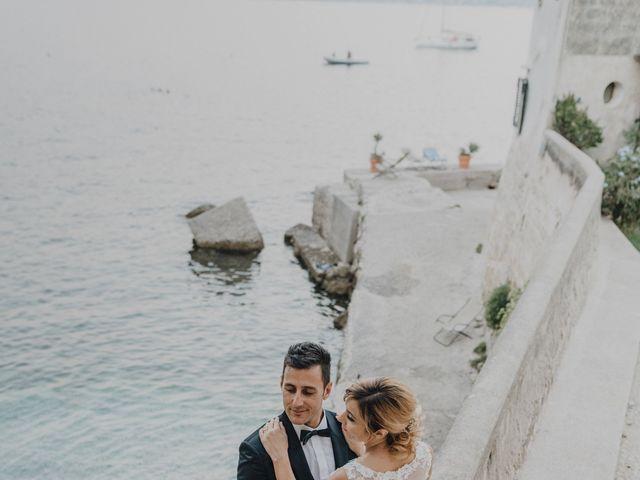 Il matrimonio di Calogero e Elena a Salemi, Trapani 89