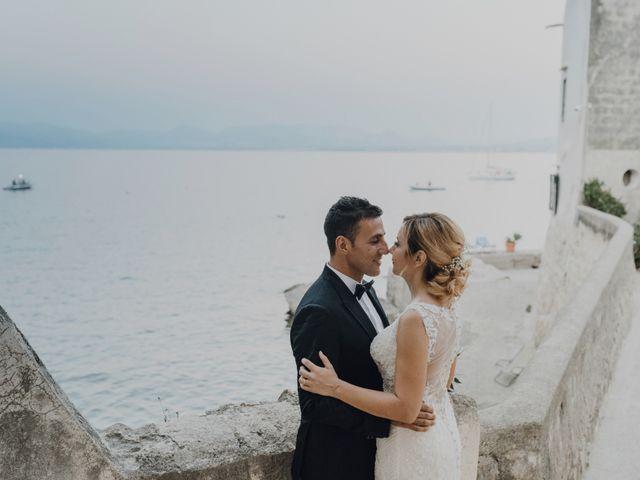 Il matrimonio di Calogero e Elena a Salemi, Trapani 90