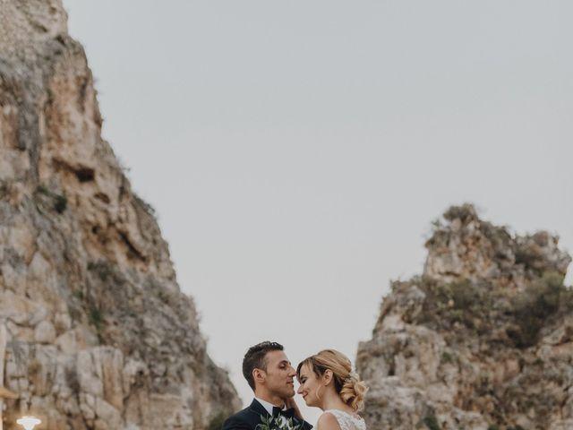 Il matrimonio di Calogero e Elena a Salemi, Trapani 101