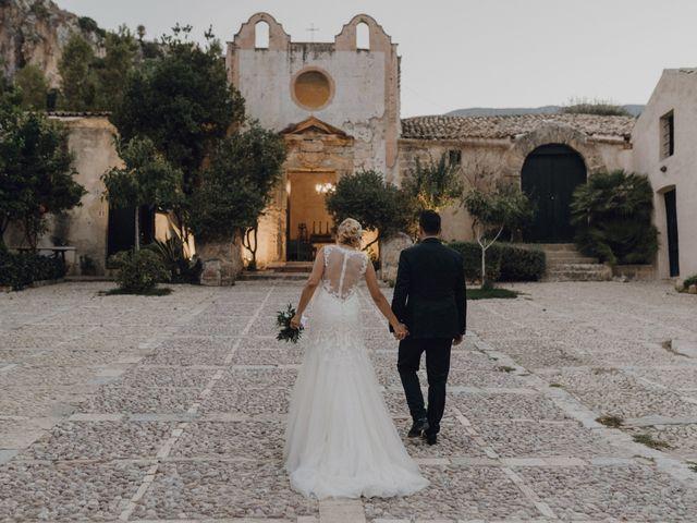 Il matrimonio di Calogero e Elena a Salemi, Trapani 102