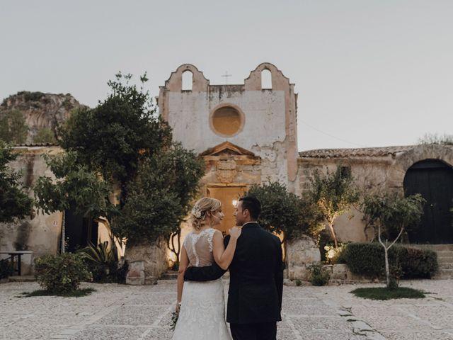 Il matrimonio di Calogero e Elena a Salemi, Trapani 104