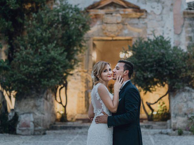 Il matrimonio di Calogero e Elena a Salemi, Trapani 105