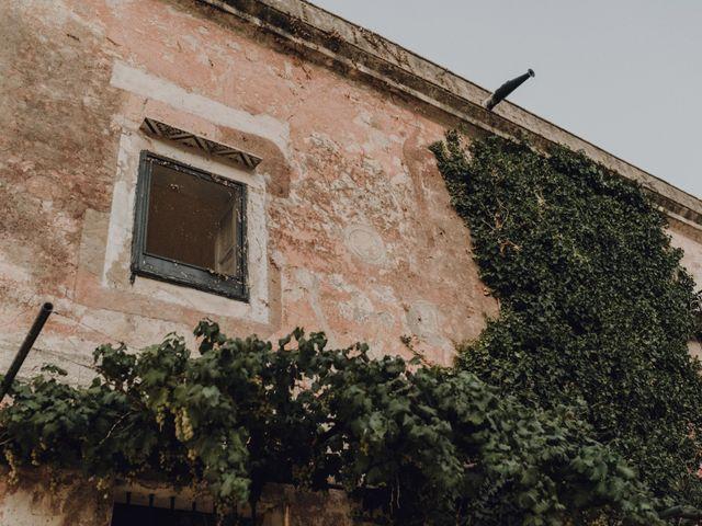 Il matrimonio di Calogero e Elena a Salemi, Trapani 107