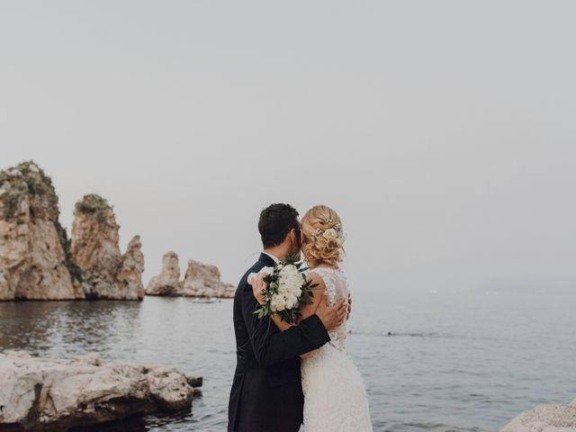 Il matrimonio di Calogero e Elena a Salemi, Trapani 109