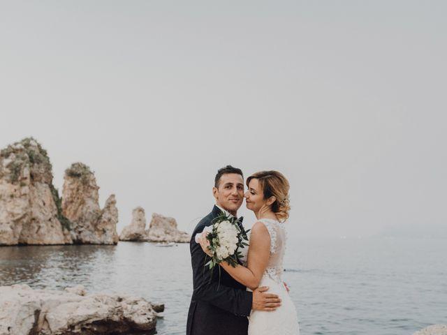 Il matrimonio di Calogero e Elena a Salemi, Trapani 110
