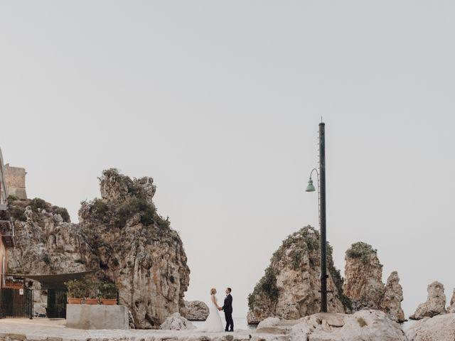 Il matrimonio di Calogero e Elena a Salemi, Trapani 113
