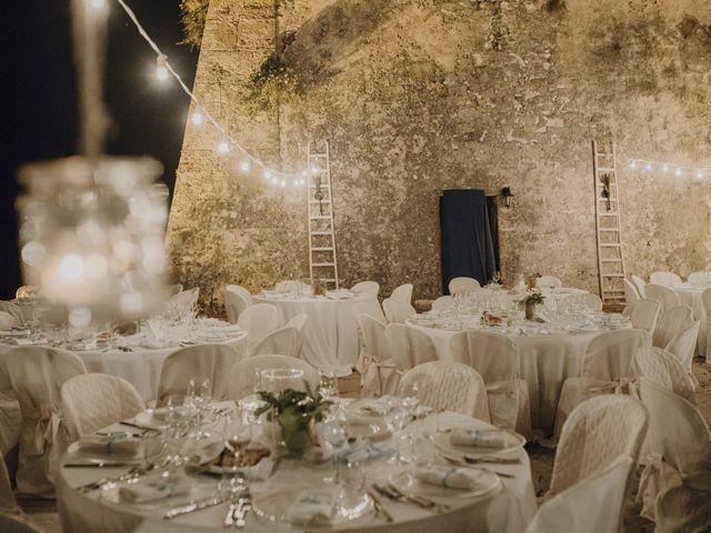Il matrimonio di Calogero e Elena a Salemi, Trapani 120