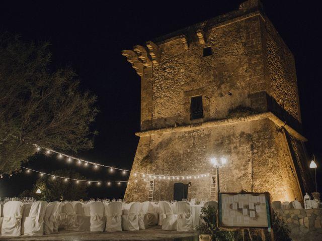 Il matrimonio di Calogero e Elena a Salemi, Trapani 121