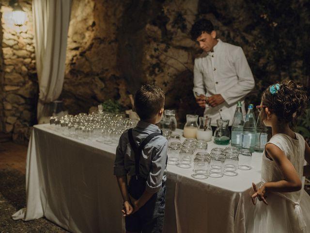 Il matrimonio di Calogero e Elena a Salemi, Trapani 124