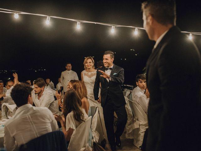 Il matrimonio di Calogero e Elena a Salemi, Trapani 128