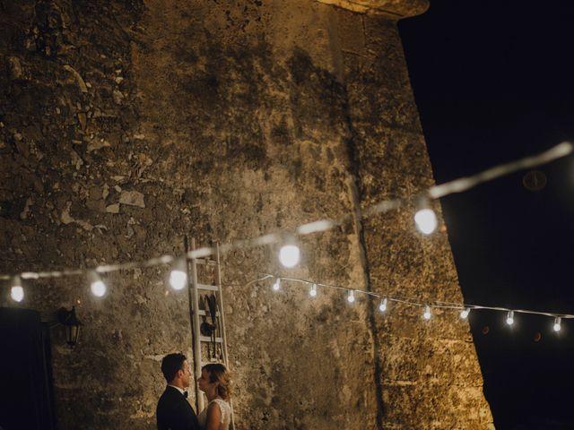 Il matrimonio di Calogero e Elena a Salemi, Trapani 131
