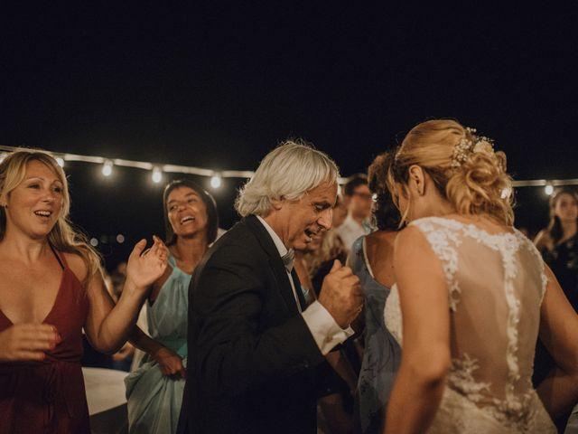 Il matrimonio di Calogero e Elena a Salemi, Trapani 135