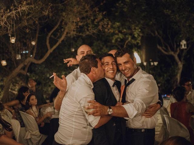 Il matrimonio di Calogero e Elena a Salemi, Trapani 143