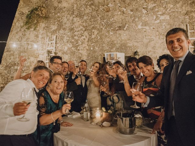 Il matrimonio di Calogero e Elena a Salemi, Trapani 144