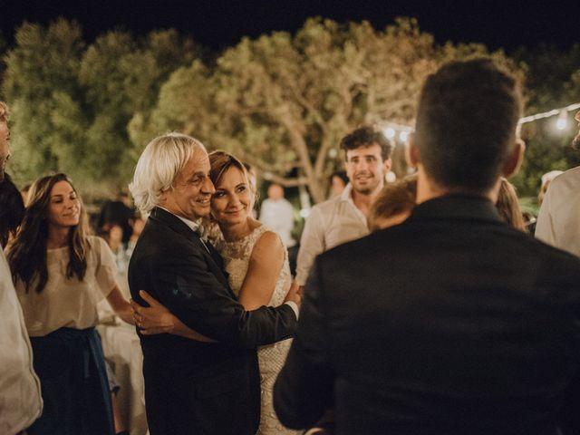 Il matrimonio di Calogero e Elena a Salemi, Trapani 146