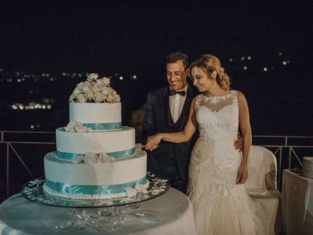Il matrimonio di Calogero e Elena a Salemi, Trapani 151