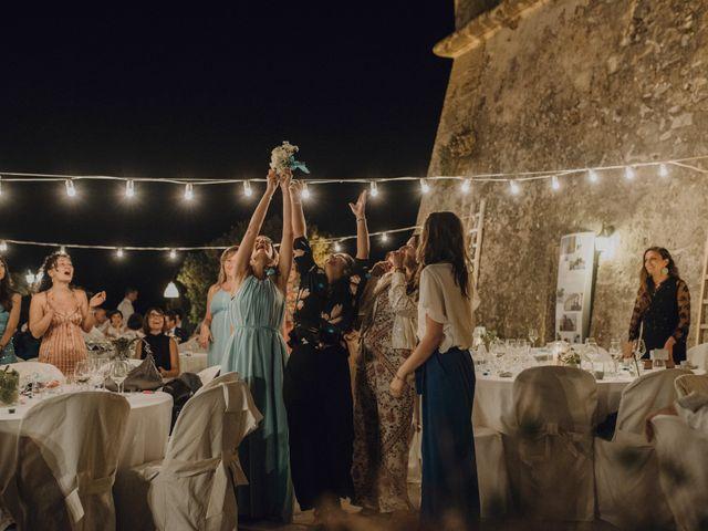 Il matrimonio di Calogero e Elena a Salemi, Trapani 153