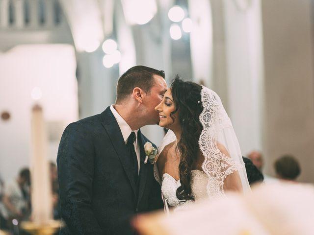 Il matrimonio di Matt e Maria a Sassari, Sassari 12
