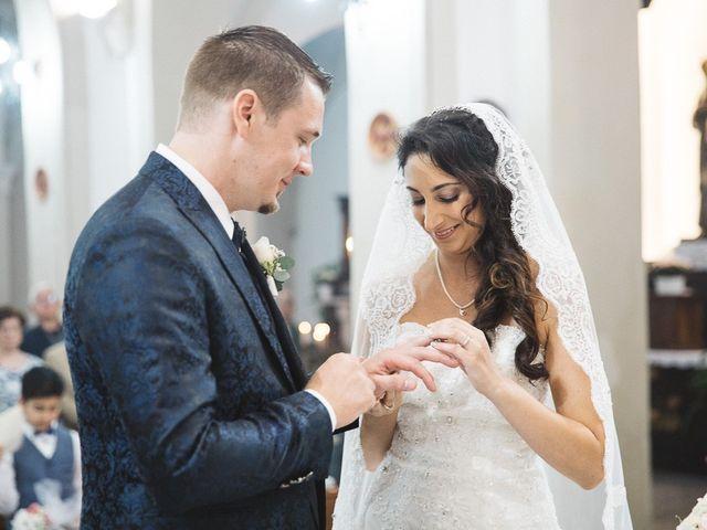 Il matrimonio di Matt e Maria a Sassari, Sassari 14