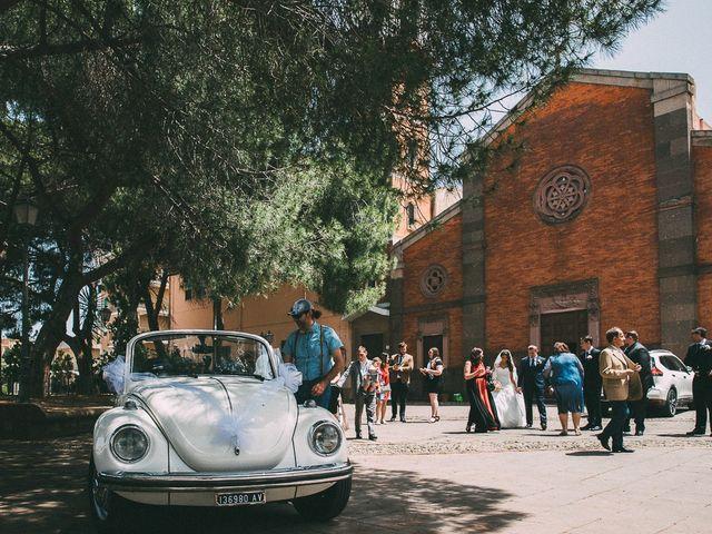 Il matrimonio di Matt e Maria a Sassari, Sassari 16