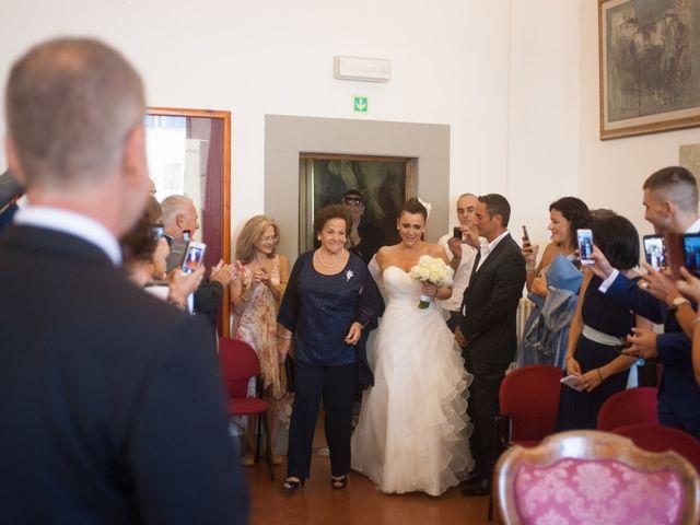 Il matrimonio di Luca e Valeria a Firenze, Firenze 1