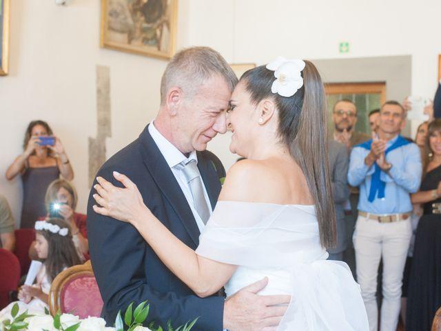 Il matrimonio di Luca e Valeria a Firenze, Firenze 6