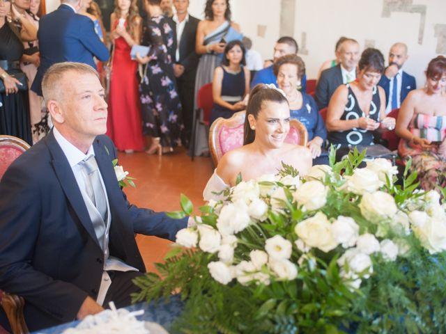 Il matrimonio di Luca e Valeria a Firenze, Firenze 8