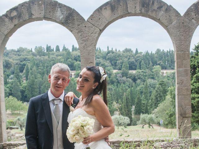 Il matrimonio di Luca e Valeria a Firenze, Firenze 12