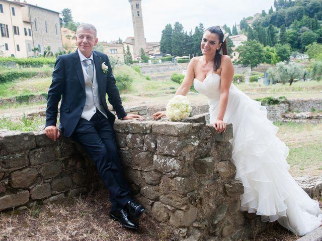 Il matrimonio di Luca e Valeria a Firenze, Firenze 15
