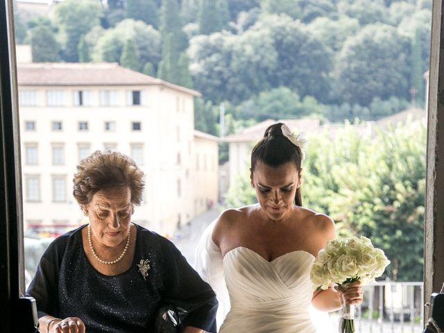 Il matrimonio di Luca e Valeria a Firenze, Firenze 20