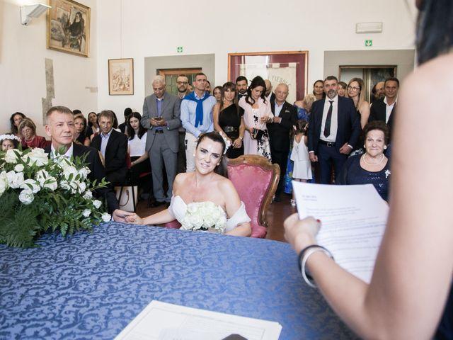 Il matrimonio di Luca e Valeria a Firenze, Firenze 28