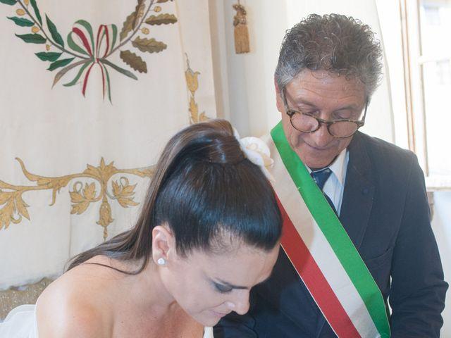 Il matrimonio di Luca e Valeria a Firenze, Firenze 39