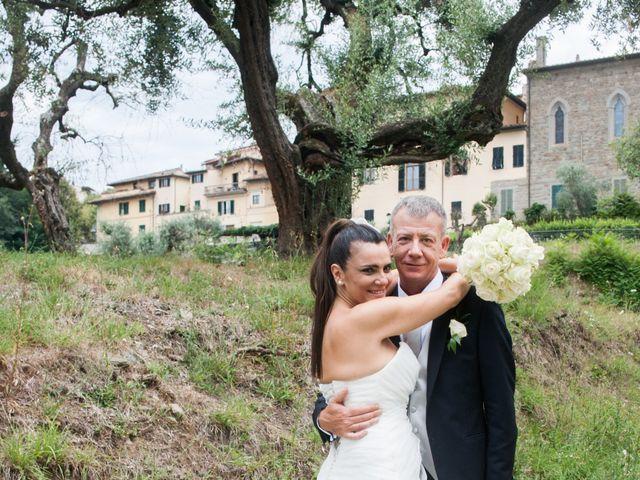 Il matrimonio di Luca e Valeria a Firenze, Firenze 45
