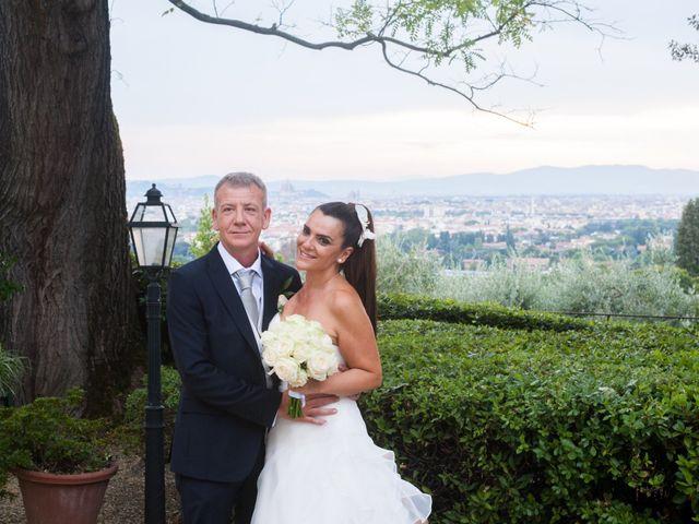 Il matrimonio di Luca e Valeria a Firenze, Firenze 46