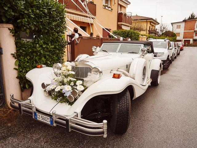 Il matrimonio di Edoardo e Laura a Treviso, Treviso 4