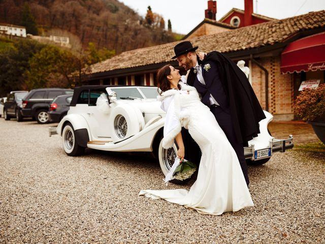 Il matrimonio di Edoardo e Laura a Treviso, Treviso 21