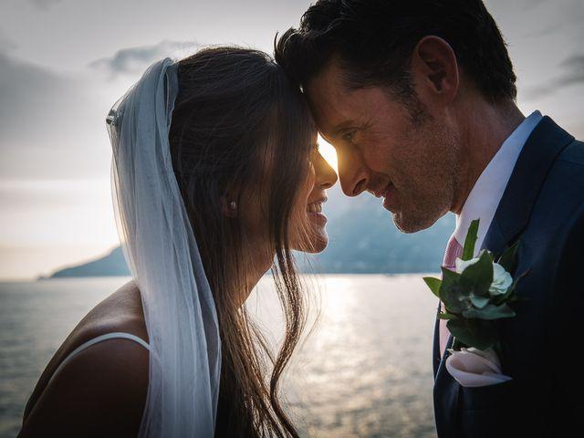 Le nozze di Tran e Rob
