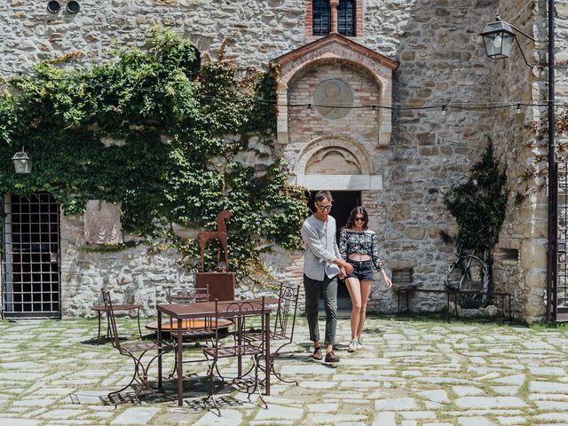Il matrimonio di Klaida e Andrea a Assisi, Perugia 7